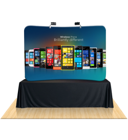 portable exhibit displays