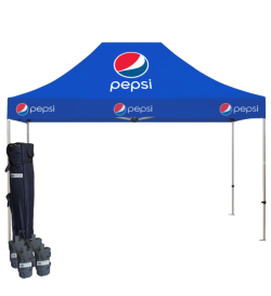 10x15 Custom Tent Packages #1