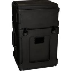 OCP Elite Deluxe Wheeled Display Case