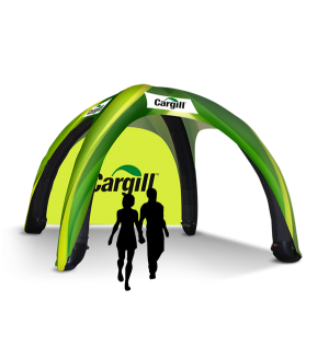 13ft X 13ft Inflatable tent