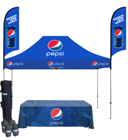 10x15 Custom Tent Packages #14