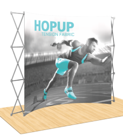 Hopup 10ft Popup Display ( Curve )
