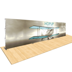Hopup 30ft Popup Display (Straight)