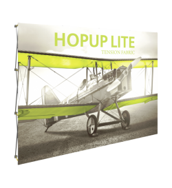 Hopup Lite 10ft Popup Display (Straight)