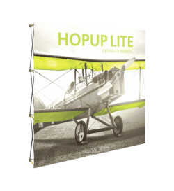Hopup Lite 8ft Popup Display (Straight)